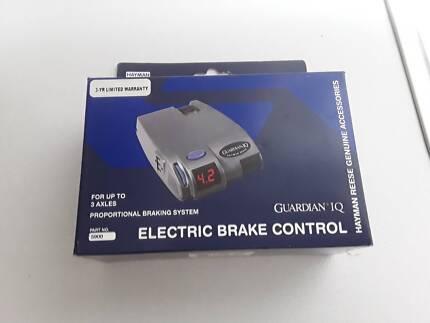 Electric Brake Control