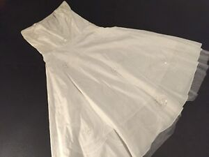 Guess White Cocktail Dress XS