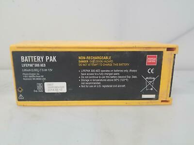 Lifepak 500 Aed Batteries Expired - Lot Of 115