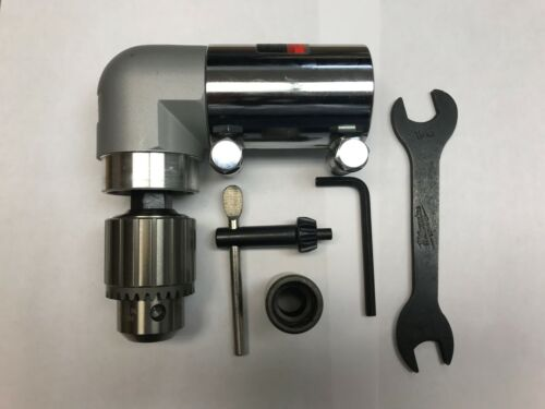 """Milwaukee 48-06-2871 Right Angle Drive Attachment and 1/2"""" Milwaukee chuck"""