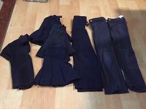 Little girls school uniform