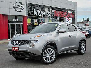 2012 Nissan Juke SV AWD, FOG LIGHTS, TINTED WINDOWS
