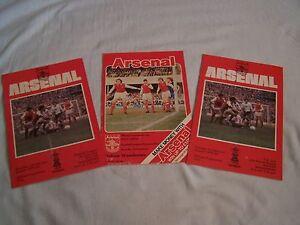 3-x-Arsenal-v-Bolton-Wanderers-football-programmes-1970s