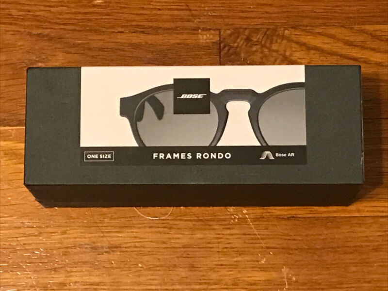 Bose Frames Rondo Bluetooth Audio Sunglasses with Integrated Microphone