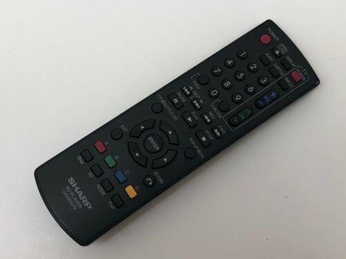 Sharp GA938WJPA Original Blu-ray Player Remote Control for BD-HP25U, BD-HP35U