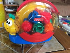 Fisher Price Snail n Shapes