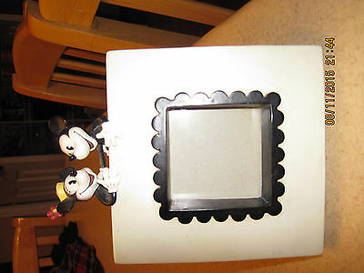 Disney Mickey Loves Minnie Picture Frame 5 x 7