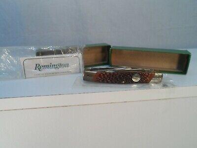 VTG. Remington UMC R-2 Shotgun Choke Tool Folding Knife Waterfowl /w Box&Instruc