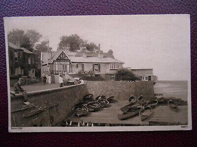 Usado, Houses & Harbour SEAVIEW Nr Ryde Isle of Wight 1932 Fishing Boats comprar usado  Enviando para Brazil