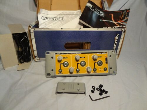 Electrix EQ Killer  Stereo Frequency Band Killer