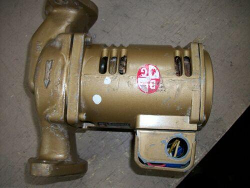 Bell & Gossett Bronze Booster Water Pump PL-45B, 115 Volt 1/6 HP 60 HZ 214W K80