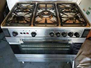 90 cm European gas stove