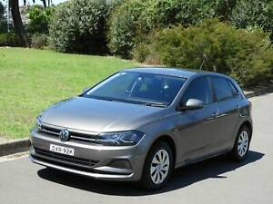 My19 Vw polo 5dr hatch only 17000ks auto wont last Haberfield Ashfield Area Preview