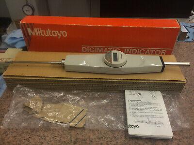 New Old Stock Mitutoyo 543-617 0-4.0005 Digimatic Indicator