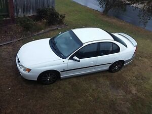 2003 VY Holden Commodore sedan plus HEAPS OF PARTS Wattle Camp South Burnett Area Preview
