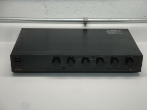 Vintage Nakamichi CA-5AII preamp Preamplifier MM/MC Phono RARE audiophile
