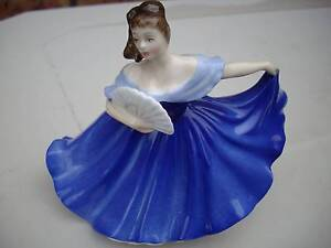 Royal Doulton lady figurine Athelstone Campbelltown Area Preview