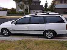 2004 Commodore Station Wagon  Backpacker/travellers car Kellyville Ridge Blacktown Area Preview