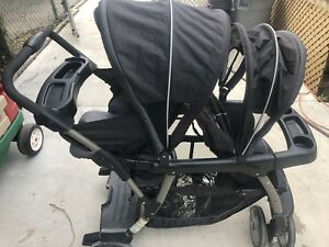 Graco Classic Connect Double Stroller