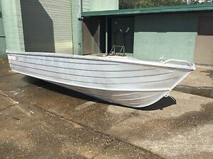 Boat 3.8 STACER TINNY HEAVY DUTY Petrie Pine Rivers Area Preview
