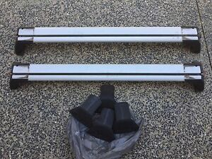 Prorack Roof Racks to fit FORD Falcon BA BF Blackburn North Whitehorse Area Preview