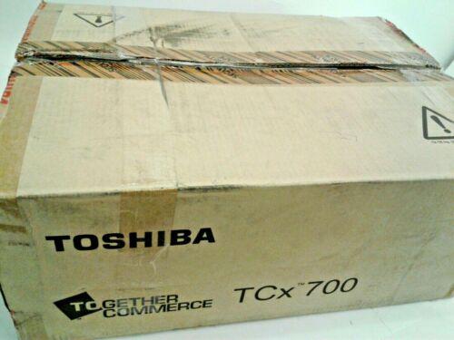 OPEN BOX 4900-786 Toshiba TCx 700 Compact Terminal, Iron Grey