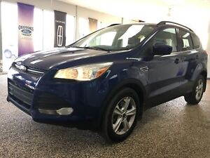 2014 Ford Escape SE Clean Carfax! 2.0L Ecoboost, Nav, tow pac...
