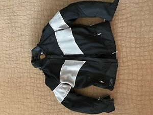 Women's Motorcycle Jacket - Medium