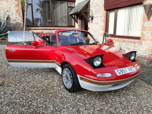 Image of 1990 Mk1 Mazda Mx5 Eunos Original Arches & Sills Classic Car