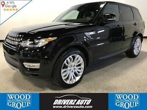 2014 Land Rover Range Rover Sport HSE LOADED, PANORAMIC SUNRO...