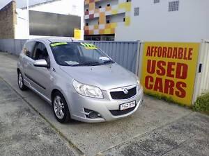 2009 Holden Barina Hatchback 1 Year Warranty Woy Woy Gosford Area Preview