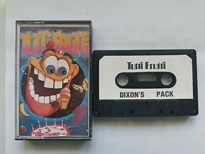 Atari Game Tutti Frutti Rare Game!! - GC