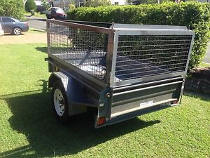 Trailer with cage 6x4 Mount Gravatt East Brisbane South East Preview
