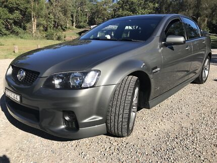 Holden commodore sv6,2011