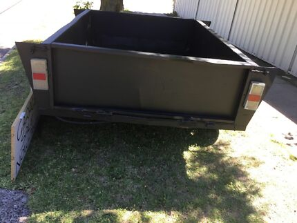 Trailer trailers clean enough high sides 6x4 trailer call to buy