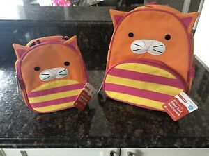 Skip Hop Backpack and Lunch Bag Set Brand New With Tags
