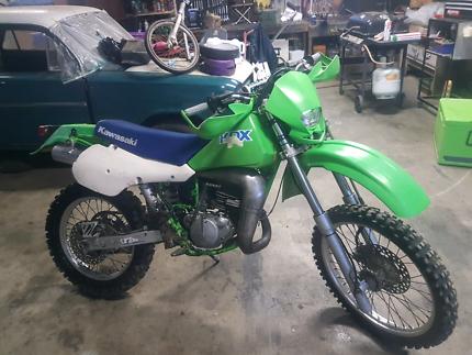 1988 kdx 200
