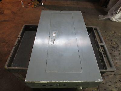 Square D Nqod442l225 100-amp Enclosure Panel 42-slot Mhc35s