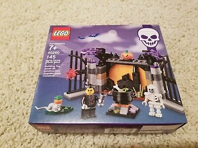 LEGO 40260 Seasonal Halloween Haunt Set Brand New Sealed