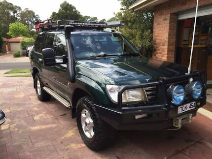 2004 Toyota LandCruiser Wagon Somerville Mornington Peninsula Preview