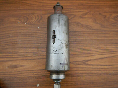 Older Parker Majestic Grinder Grinding Spindle Quill Style 19al Machinist Tool A
