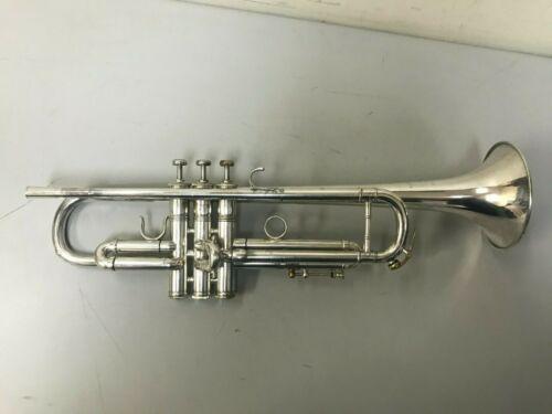 Benge Resno-Tempered Bell Silver Trumpet