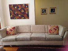 7 Seater Lounge with Ottoman Mosman Mosman Area Preview