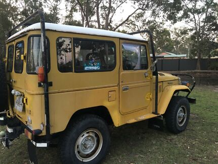 Fj40 original 117000kms Caboolture Caboolture Area Preview