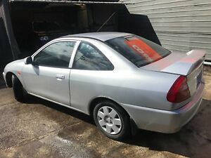 2001 Mitsubishi Lancer Coupe auto selling as is no rego no rwc