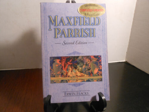 MAXFIELD PARRISH IDENTIFICATION COMPLETEY UPDATED & PRICE GUIDE SECOND EDITION