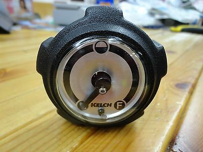 YAMAHA GOLF CART GAS CAP WITH GAUGE FOR G16 G20 G22 G27 MADE IN U.S.A. BY KELCH for sale  Shipping to South Africa