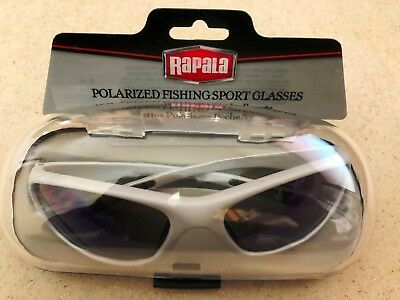 dc96bef2fb006 5126 Rapala Polarized Fishing Sport SunGlasses 100% UV Protection - Silver