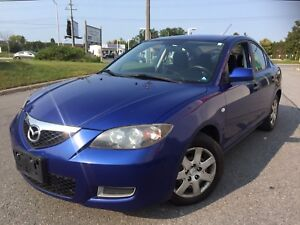 2007 Mazda 3 certified on special