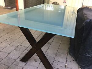 Indoor/Outdoor Dining Table Brendale Pine Rivers Area Preview
